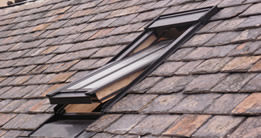 Feature Roof